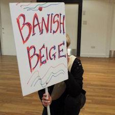 Banish Beige